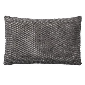 Twine Cushion Dark Grey
