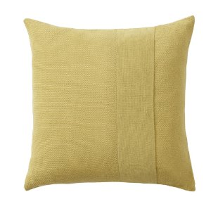 Layer Cushion Yellow