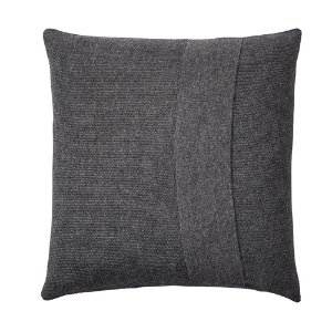 Layer Cushion Dark Grey