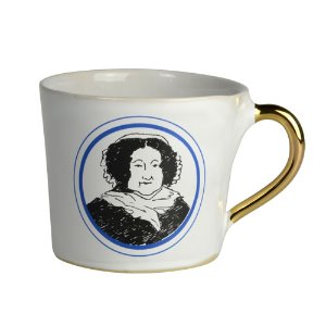 Alice Medium Coffee Cup  Madame de Cliquot