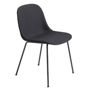Fiber Side Chair Tube Base Remix 183/Black