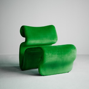 Etcetera Easy Chair Grass Green