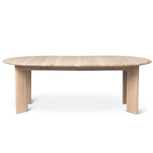Bevel Table Extendable Ø117-217cm  8월 중순 입고