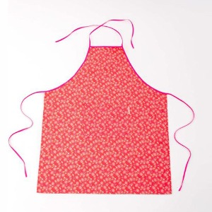 Adult Kitchen Apron Tsigane Rose Indien  현 재고