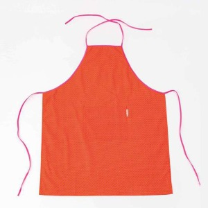 Adult Kitchen Apron Zazen Tangerine  현 재고