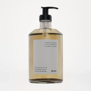 Apothecary Hand Wash 500ml LAUNCHING EVENT 5% OFF  4월 초 입고