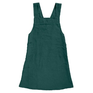 Japanese Apron Adult Vintage Green
