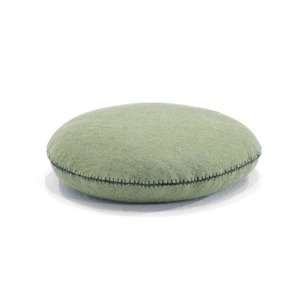 Smarties Cushion Tender Green