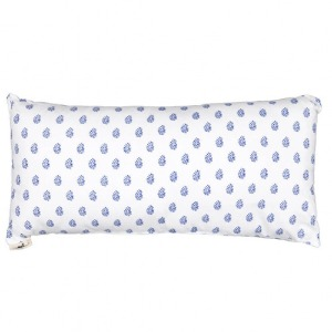 Cushion With Filler Big Blue Palm