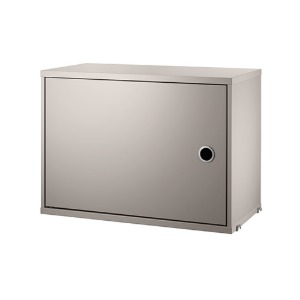Cabinet with Swing Door Beige  4월 초 입고