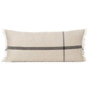 Calm Cushion Camel/Black