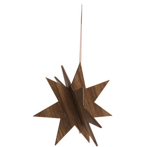 Wooden Star, Oak (50% sale)