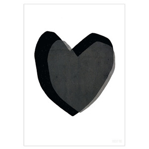 Layered Hearts (30% sale)