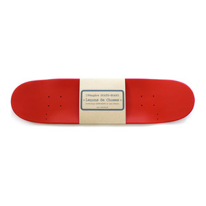 Skateboard rack - red