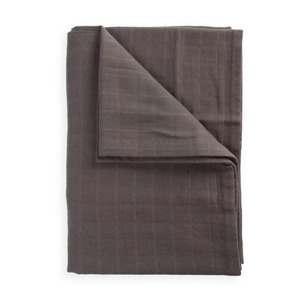 Nappy fabric duvet cover set-brown (30% sale)