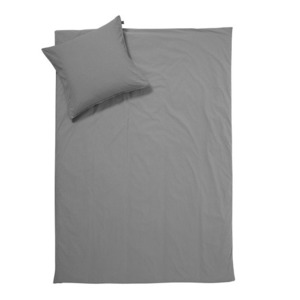 Basic bedding Dark Grey Single- 30% sale