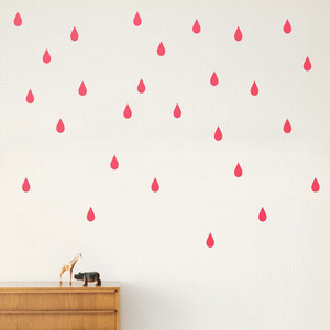 Wall Stickers - Mini Drops