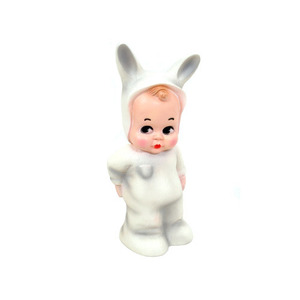 Baby Lapin lamp -White