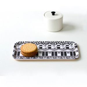 The little town tray (50% sale)