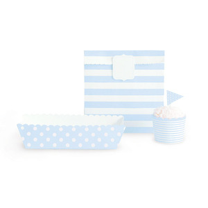 The Decor Kit in Vintage Blue