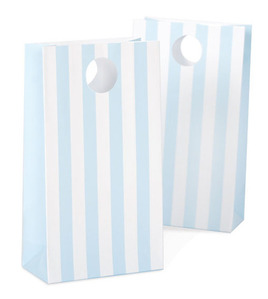 Party Bags Powder Blue