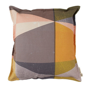 A PATCHY CUSHION GREY (30% sale)