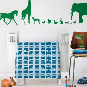 Rush Hour Bedding Junior (30% sale)