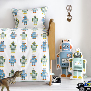 Robots Bedding Junior (30% sale)