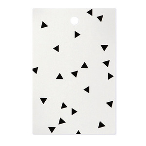 Black Mini Triangle Cutting Board (50% sale)