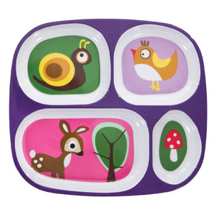4rooms plate forest girl