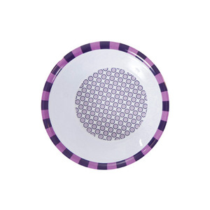 Bowl graphic lilac
