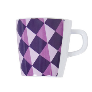 Cup graphic lilac