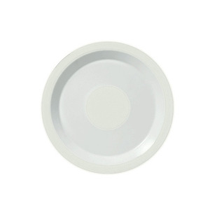 Plate x-small 18cm white