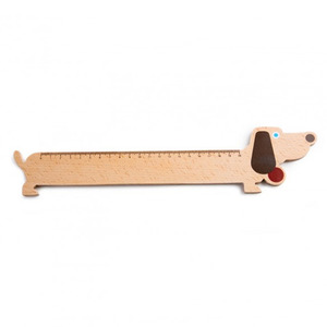 Wooden Rulers - Waldi