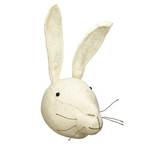 White Rabbit head