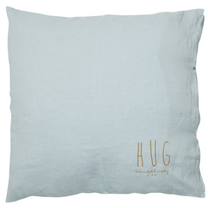 Hug cushion Aqua