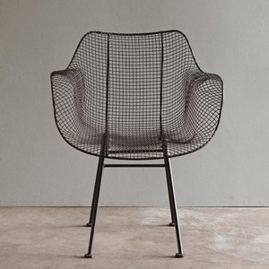 Biscayne Armchair  Brown
