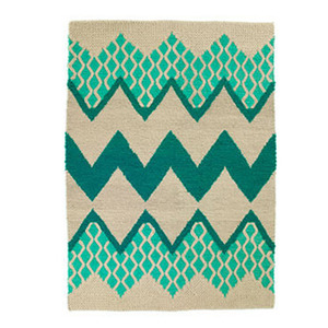 Fairisle rug Mineral Grey D/P (30%sale)