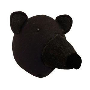 Black Bear head