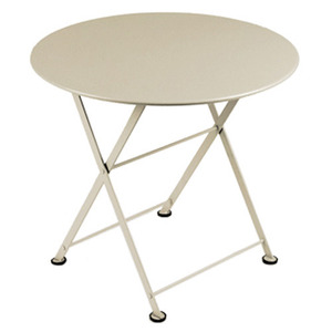Tom Pouce Low table Ø 55cm Nutmeg