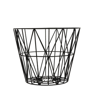 Wire Basket Black Small