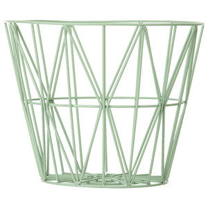 Wire Basket Mint Large