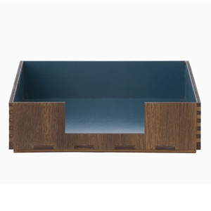 Letter Tray Blue