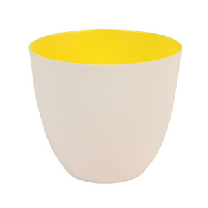 Tealight Fluor Large Yellow
