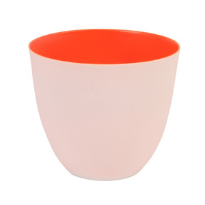 Tealight Fluor Large Orange