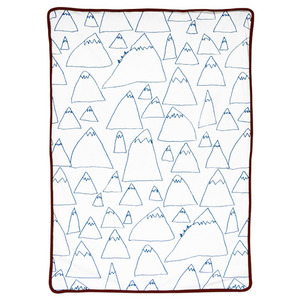 Mountains Eco Child Blanket