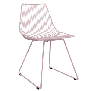 I-Sit Metal Chair L Pastel Girl (20% sale)