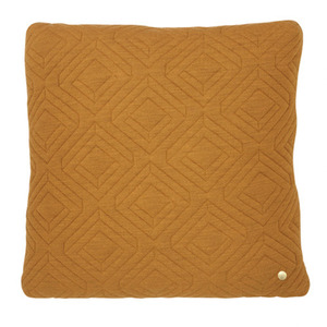 Quilt Cushion Curry 45x45 (30% sale)