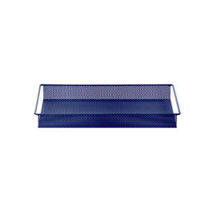 Metal Tray Blue Small