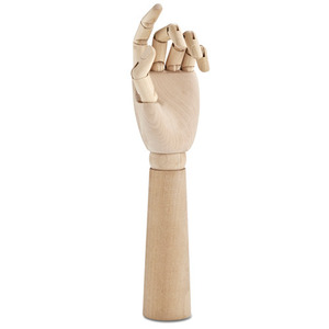 Wooden Hand Forarm Medium